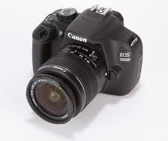 Canon EOS 1200D SLR Camera Bangladesh