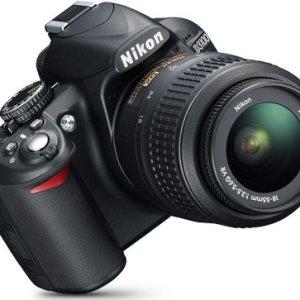 Nikon D3100 Smart SLR Camera BD