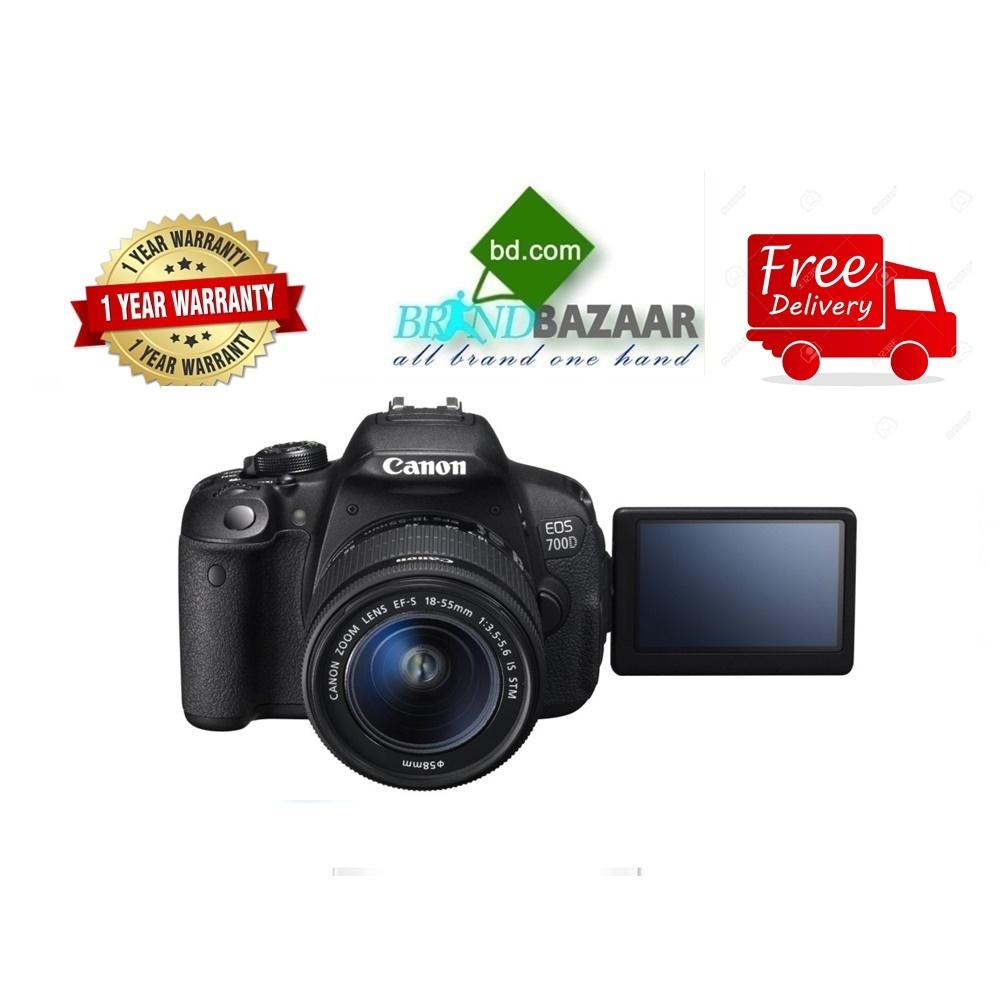 Canon EOS 700D Digital SLR Camera Bangladesh