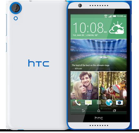 HTC Desire 820 Quad Core Dual SIM