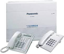 Panasonic KX-TES824 hybrid 24 line PABX