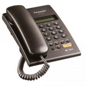 Panasonic Telephone Set : KX-T7705X LCD Display Panasonic Caller ID Telephone Set