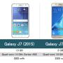 Samsung J সিরিজের সবচেয়ে জনপ্রিয় মডেলগুলোর নতুন এবং পুরাতন ভার্সনের মধ্যে তুলনামূলক পার্থক্য