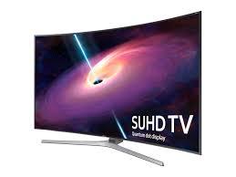 Samsung 4K JS9000 55 inch 3D SUHD Curved Smart LED TV