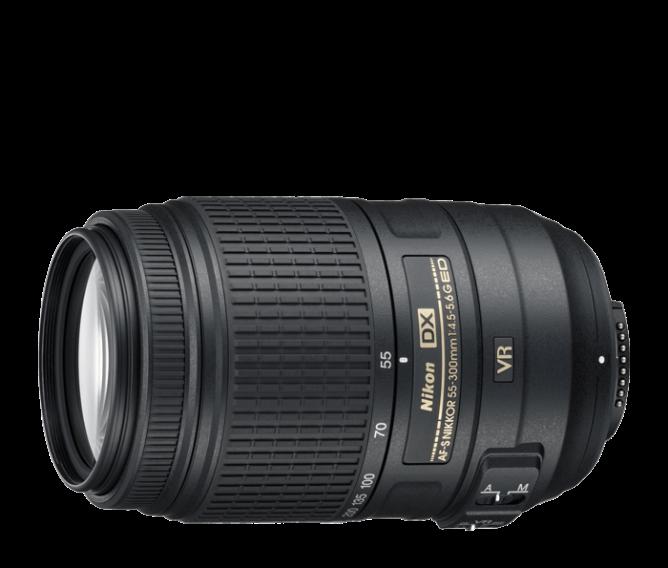 Nikon AF-S DX Nikkor 55-300mm Lens Price Bangladesh