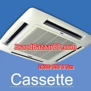 Carrier 2 Ton Cassette Type Air Conditioner 24000 BTU