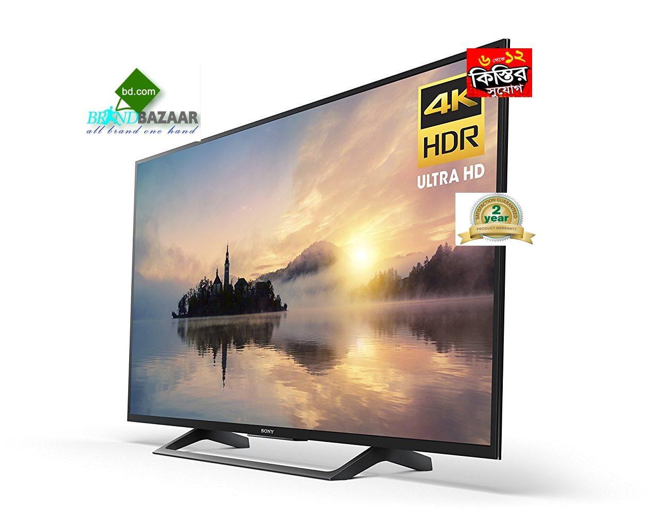 """Sony KD43X7000E 43"""" 4K UHD Smart LED TV"""