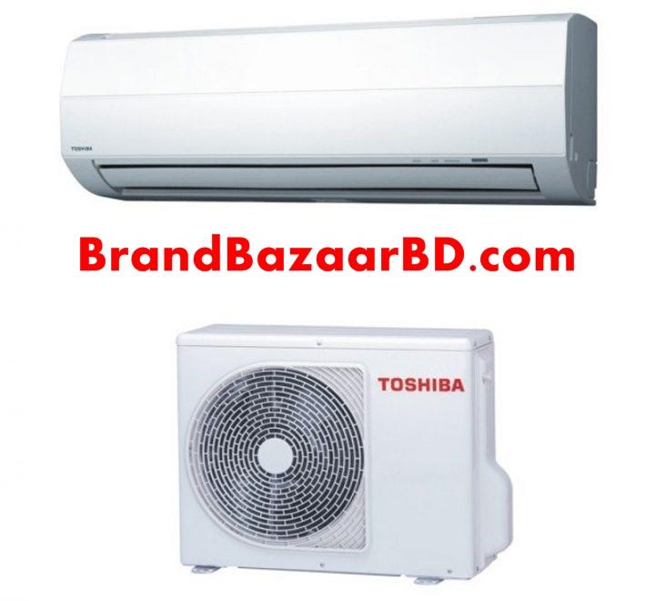 Toshiba 1 Ton Split AC price in Bangladesh | RAS-13SKP-E