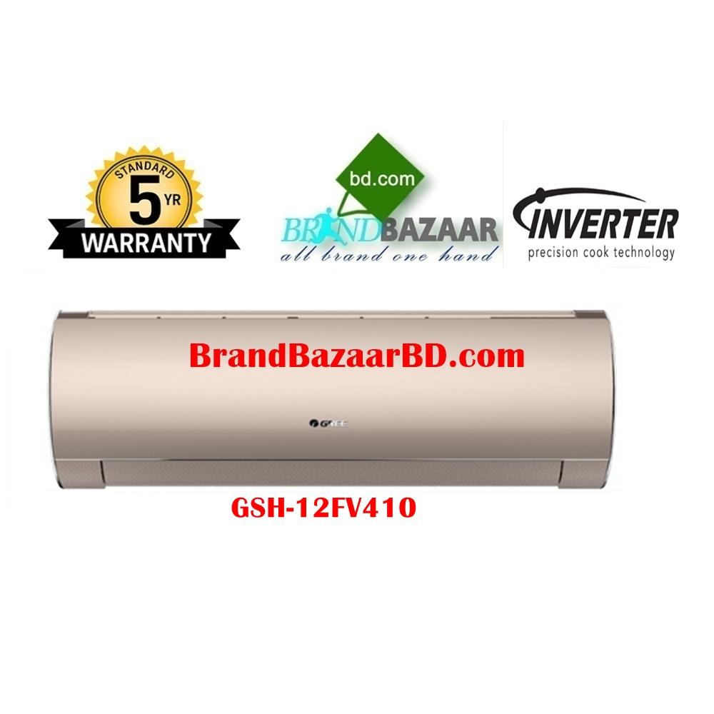 Gree 1 Ton Inverter Split AC in Bangladesh