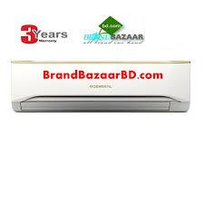 General 2.5 Ton ASGA30FETA Split AC Price in Bangladesh