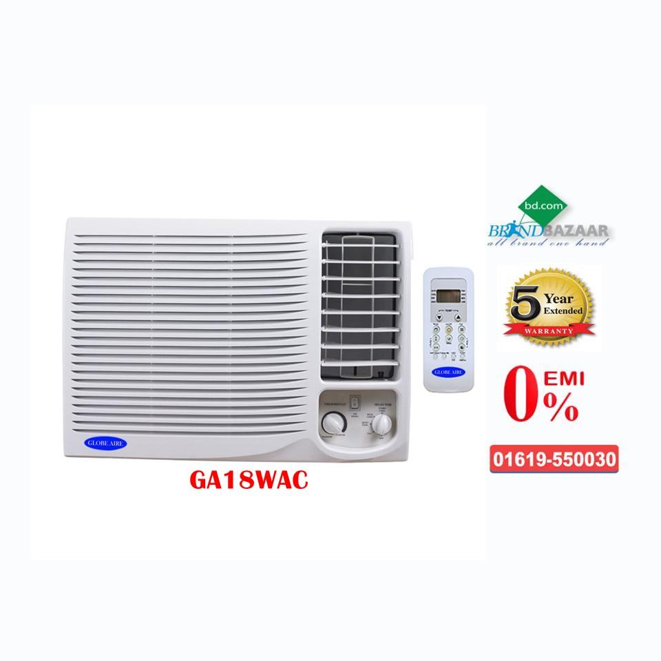 1.5 Ton Window AC Price in Bangladesh | Globe Aire