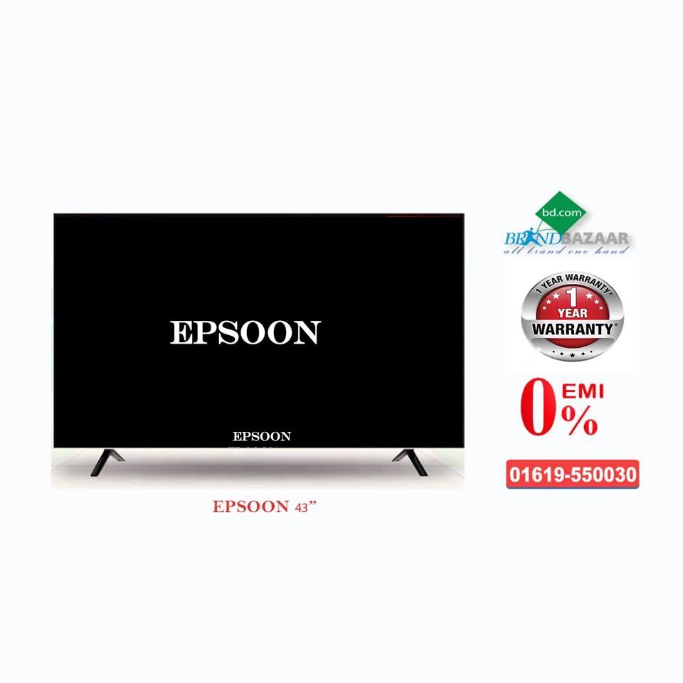 EPSOON 43 inch Smart LED TV Price in Bangladesh