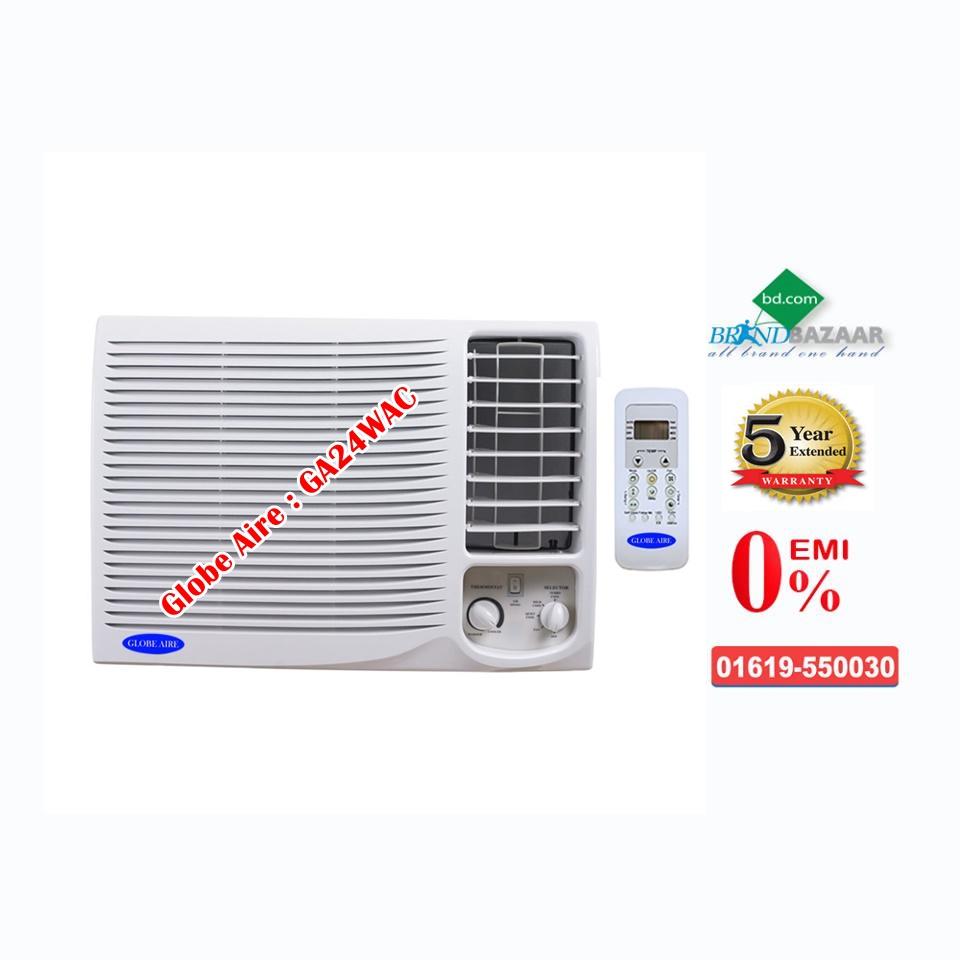 2.0 Ton Window AC Price in Bangladesh | Globe Aire