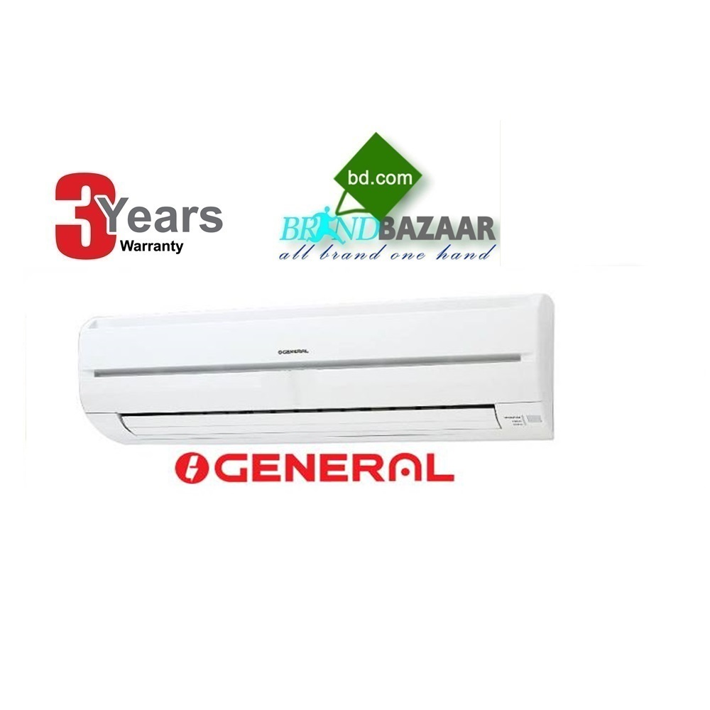 General ASG12A 1 Ton Wall Mounted Split Type AC