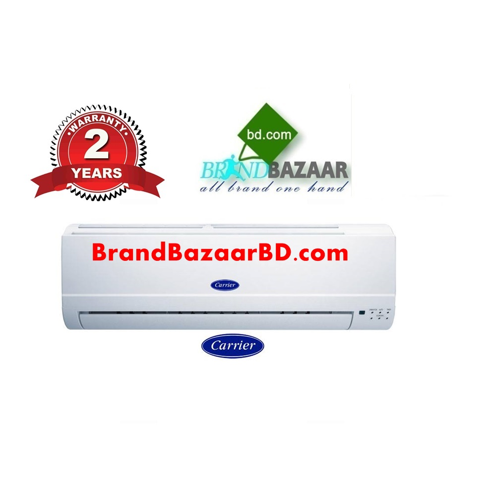 Carrier 18000 BTU 1.5 Ton Wall Mounted Split AC