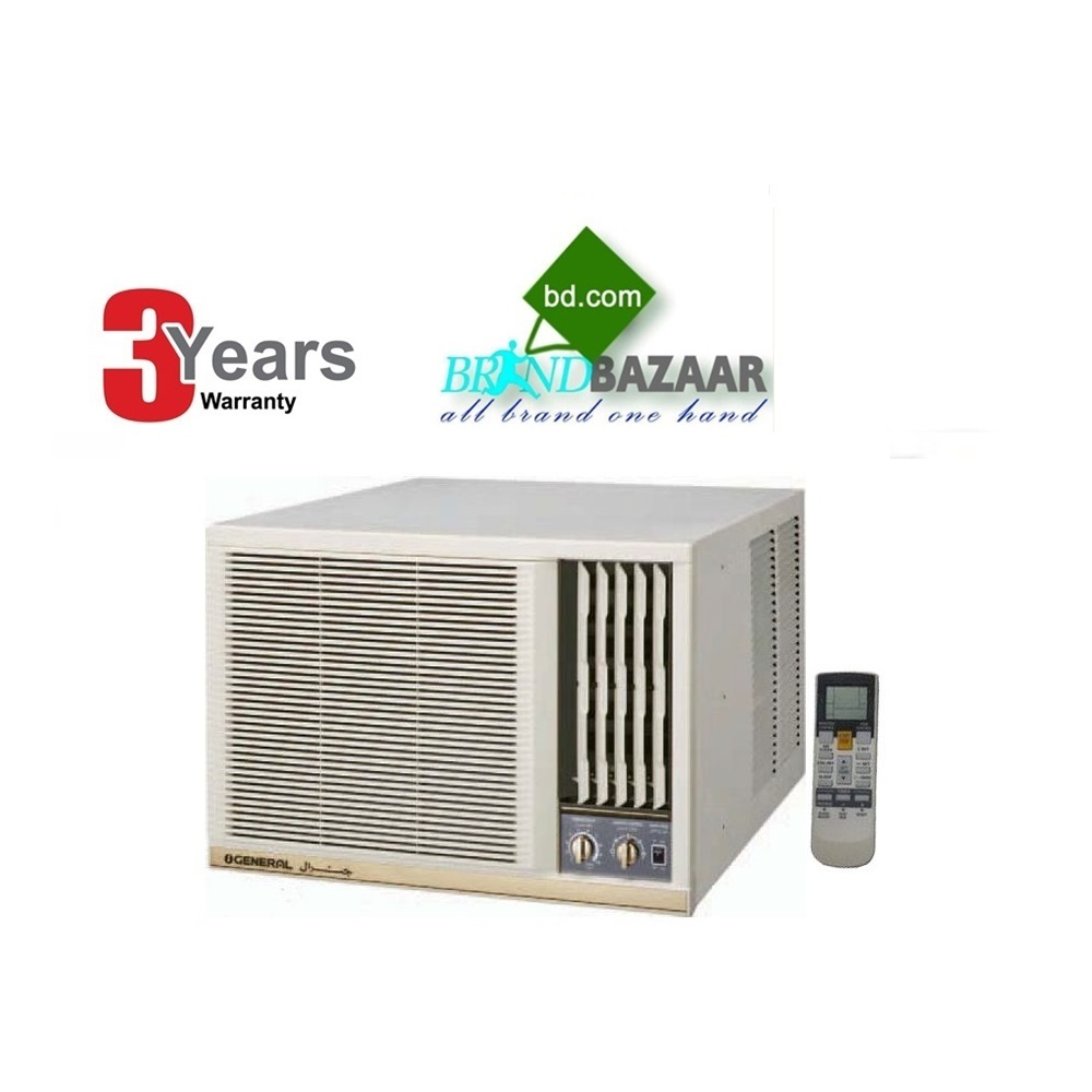 General AXGT24AATH 2.0 Ton Window Air Conditioner in Bangladesh