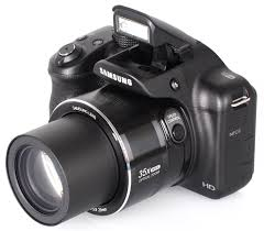 Samsung WB1100F 35X Optical Zoom
