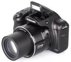 Samsung WB1100F 35X Optical Zoom