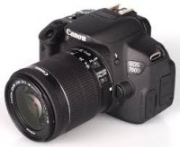 Canon EOS 700D Digital SLR Camera Bangladesh