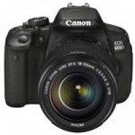 Canon EOS 650D Digital SLR Camera in Bangladesh