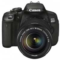 Canon EOS 650D Digital SLR Camera in Bangladesh