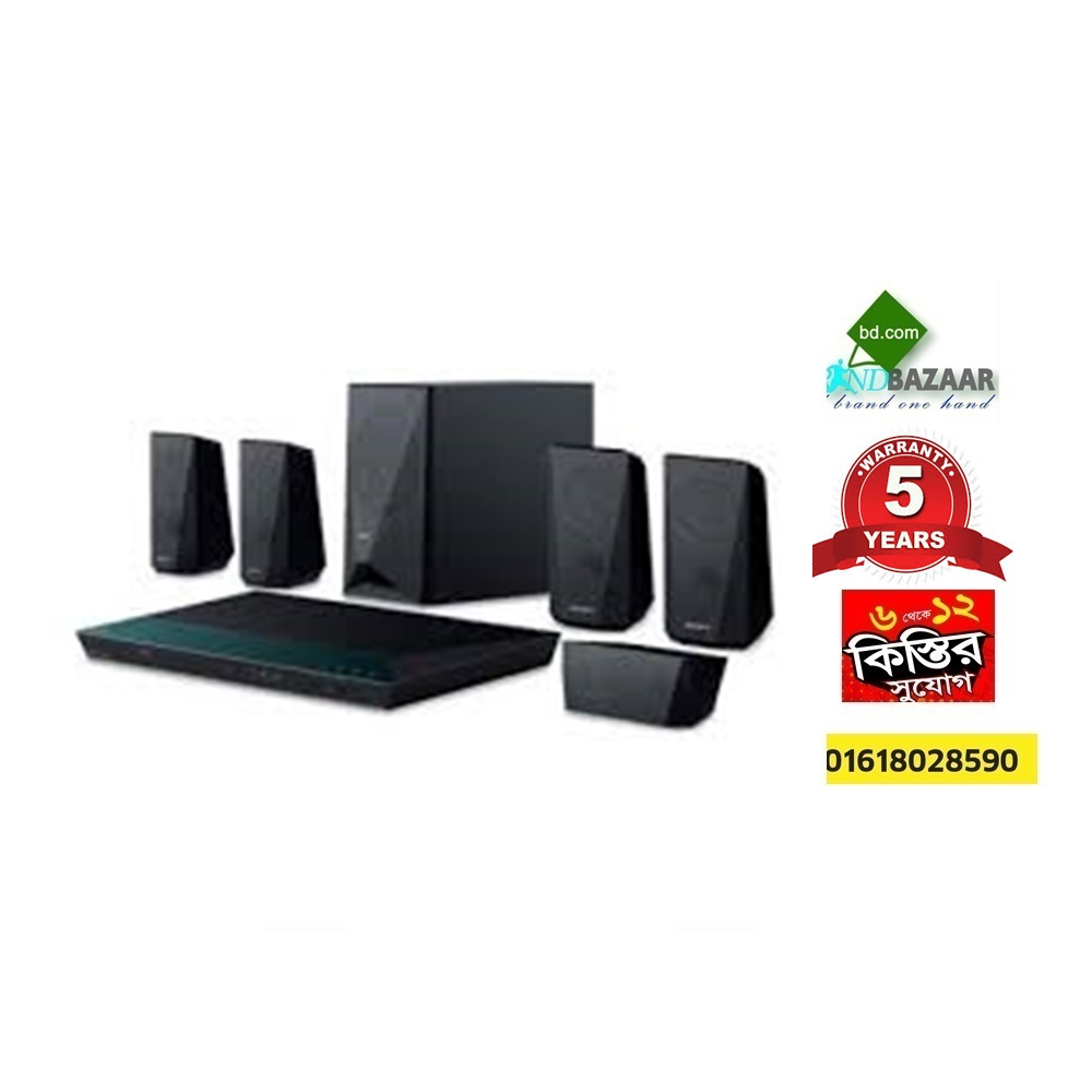 Sony BDV-E3100 3D Blu-ray Home Theater with Wi-Fi in Bangladesh