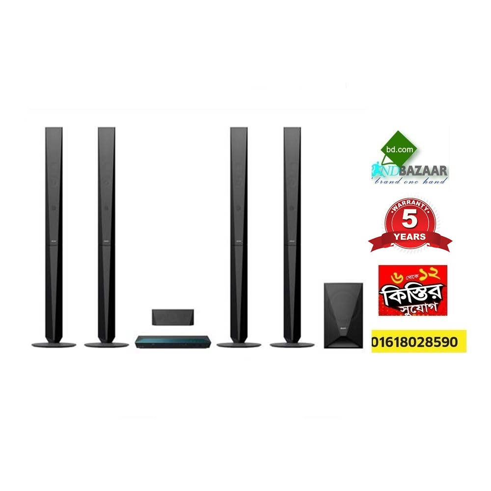 Sony BDV-N9200W 3D Blu-Ray Home Theater