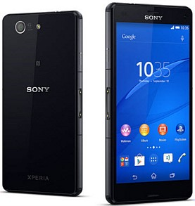 Sony Xperia Z3 20 MP Camera
