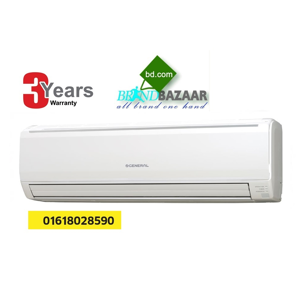 O General 2 Ton 24000 BTU Split AC Price 2 years Warranty