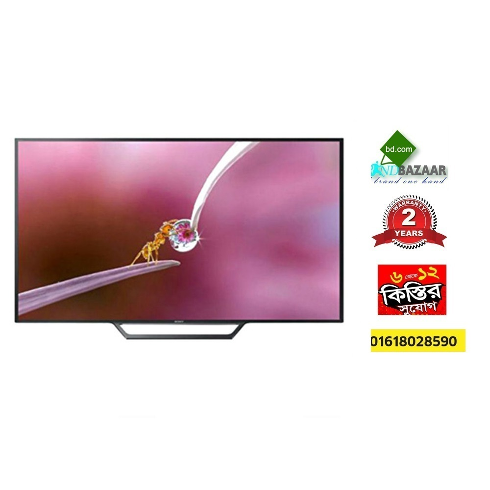 Sony W650D 40 inch 1080p Smart HD LED With WiFi TV