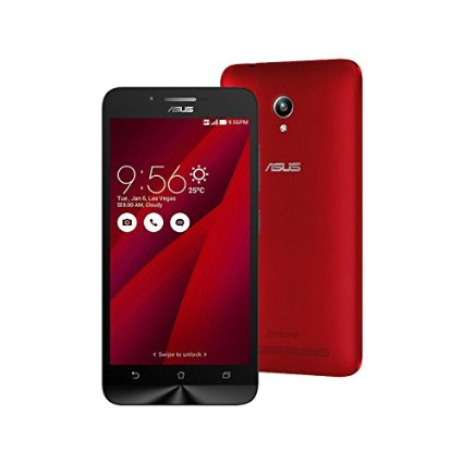 Asus Zenfone Go ZC500TG Mobile Quad Core 2GB RAM 8MP Camera