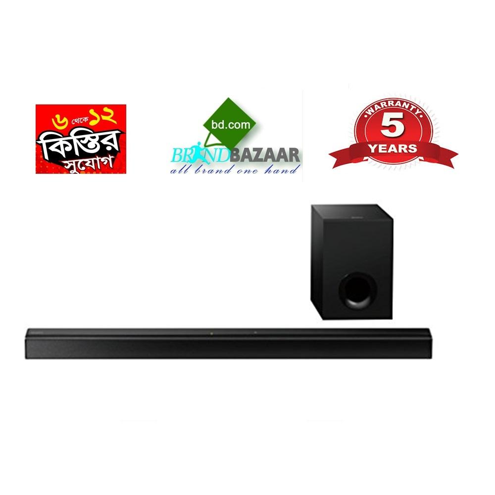Sony Sound Bar HT-CT380 300W 2.1 Wireless