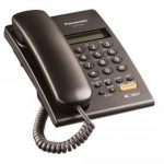 Panasonic Telephone Set : KX-T7705X LCD Display Panasonic Caller ID Telephone Set