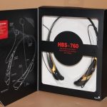 HBS-760 V4.0 Bluetooth Wireless Stereo Headset Headphones with Volume Adjustment