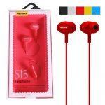 REMAX RM-515 Candy Series In-Ear Headphone with Mic