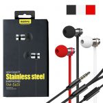 Remax Rm-565I Stainless Steel Earphone price Bangladesh