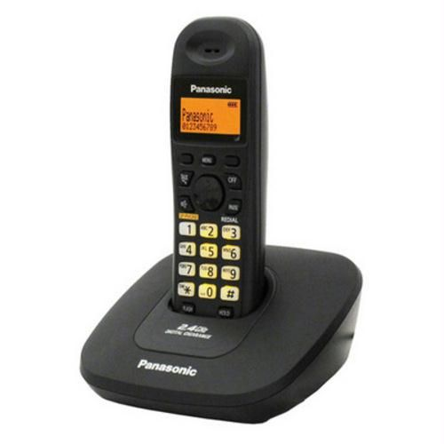 Panasonic kx-tg3611 Cordless Telephone Set Price