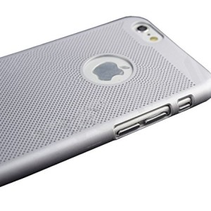 Loopee Back Cover Silver for Apple iPhone 5/5S