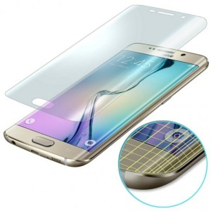 Samsung S7 Edge Clear Curved Screen Protector