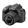 Nikon DSLR D3300 24.2 MP Camera 18-55 Lens Price