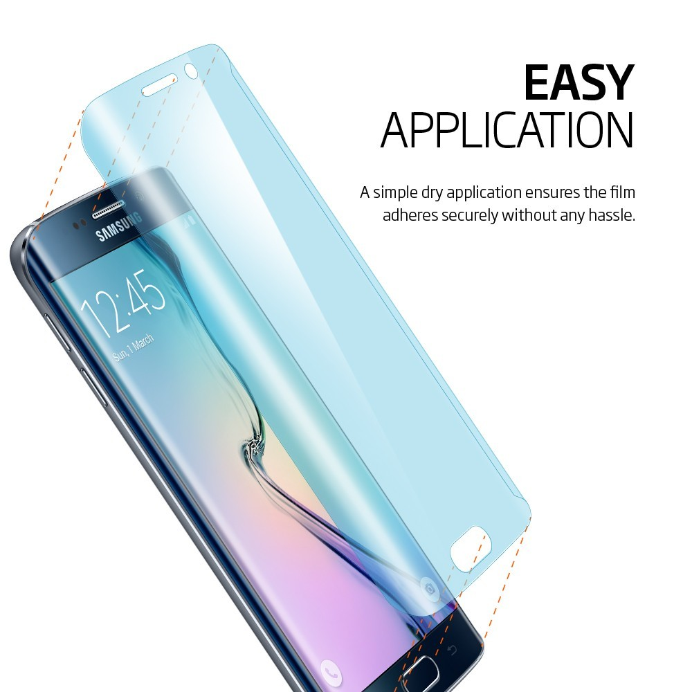Screen Protector for Samsung S6 Edge +