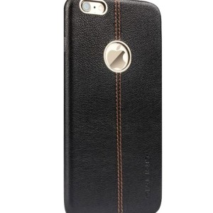 Vorson Apple iPhone 6 / 6S Lexza Series Leather Back Case