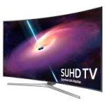 Samsung 4K JS9000 55 inch 3D SUHD Curved Smart LED TV