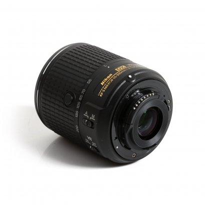 Nikon AF-S DX VR Zoom-Nikkor 55-200mm Telephoto Zoom Lens