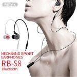 RemaxRemax RB-S8 Sports Bluetooth Head Phone Price Bangladesh