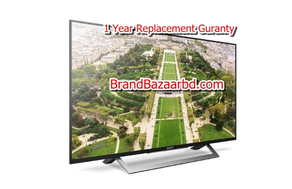 Sony Bravia 49 inch W750D Smart LED Unboxing Review in Bangladesh