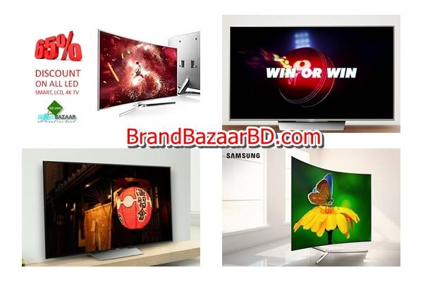 48 inch Sony Samsung Led Smart 3D 4K Led TV Price in Bangladesh