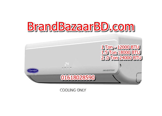 Carrier inverter AC Price in Bangladesh