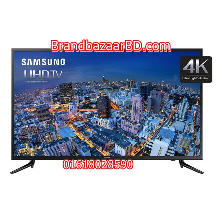 Samsung 40 inch 4K JU6000 LED Television Review in Bangladesh