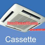 Carrier 1.5 Ton Cassette Type Air Conditioner 18000 BTU